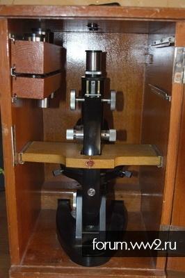 Японский микроскоп Tiyoda Tokyo