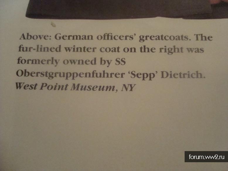 Погоны СС и различной полиции