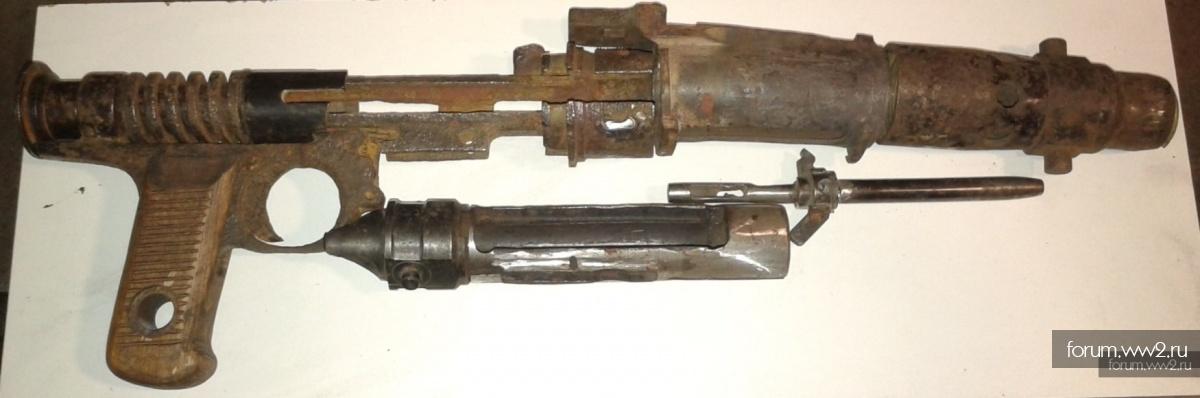 Остатки МГ15