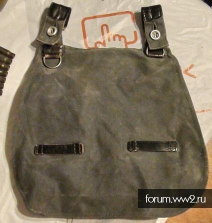 немецкая сухарная сумка