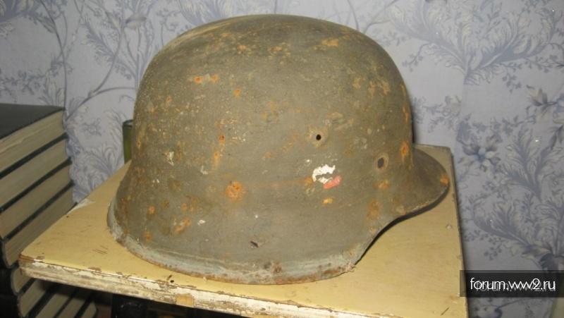 Шлем М35 WH