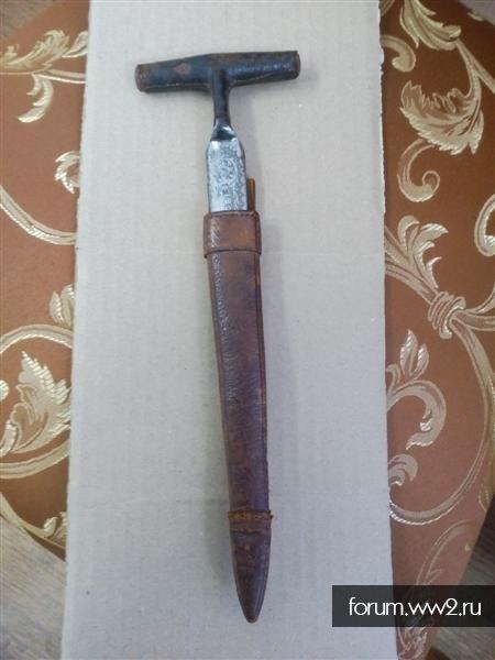 тычковый нож Шотландия