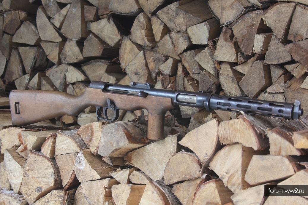 ММГ пистолета-пулемёта Erma EMP 35