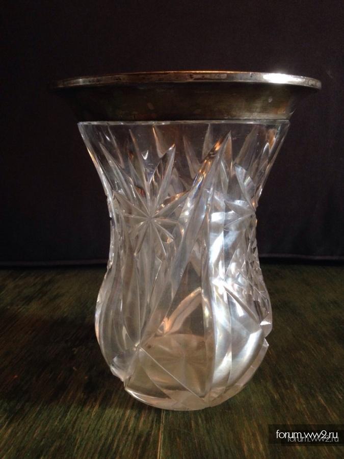 Клеймо, ваза...