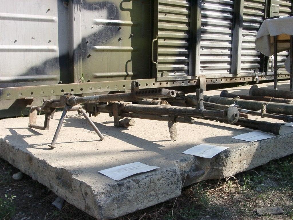 Чеченский ручной гранатомёт