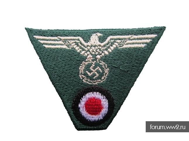 форменные головные уборы обшитые для реконструкции германской армии