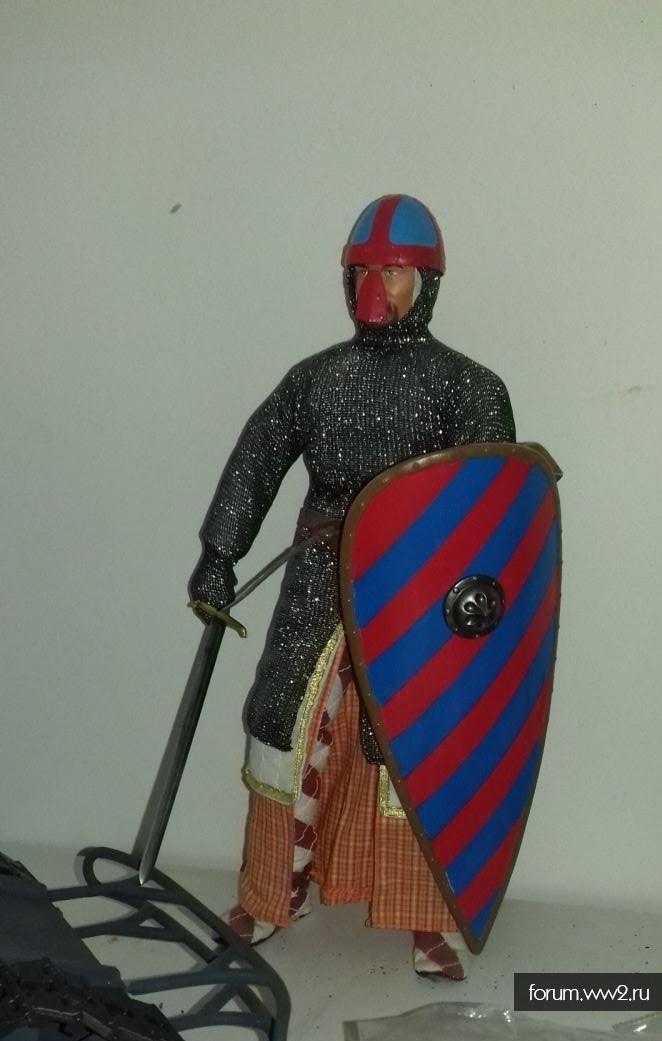 норманский рыцарь