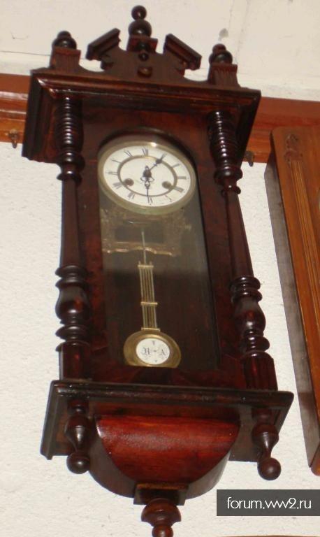 Что за часы были?