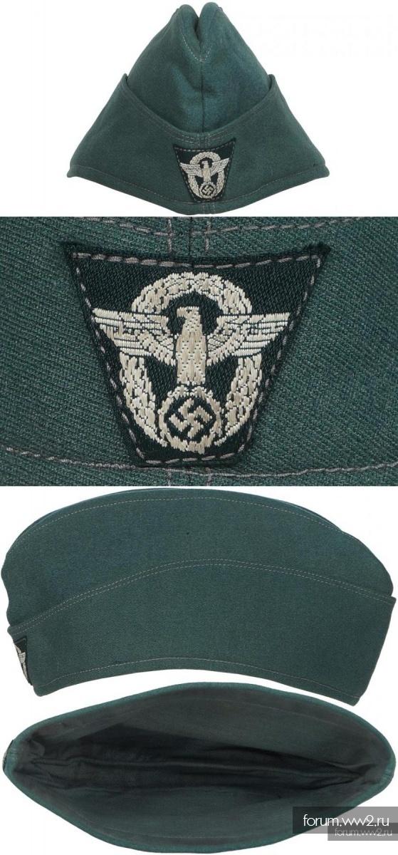 Снаряжение и униформа полиции.