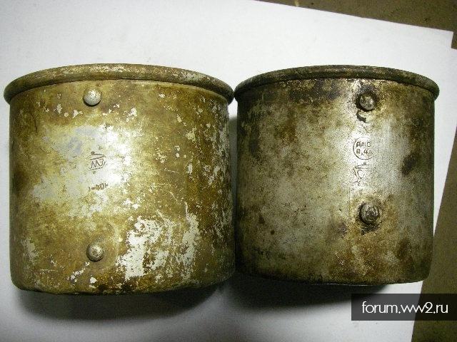 Алюминиевые кружки