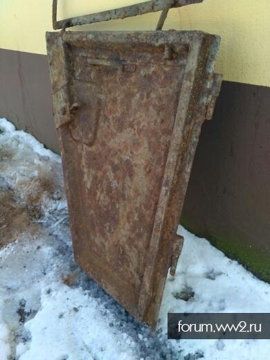 дверь хорьх 901