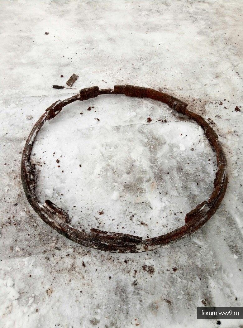 Кольцо подбашенного погона Т-34