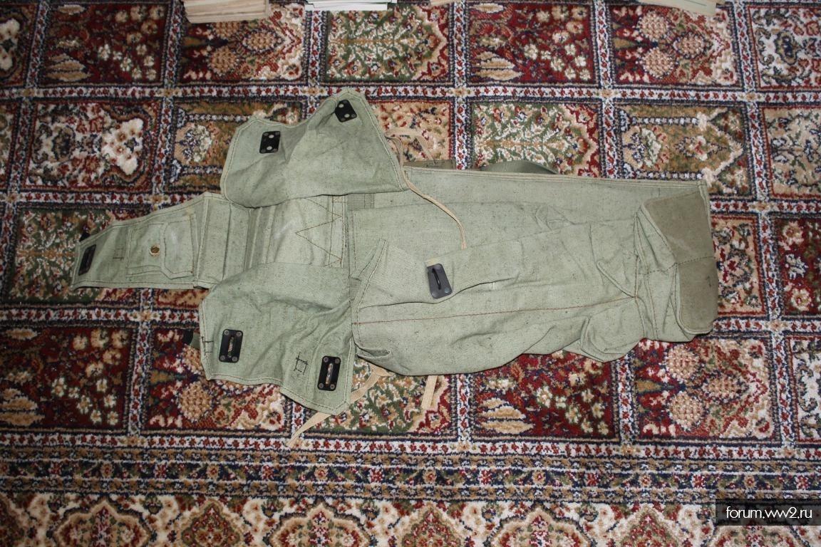 Ранец переноска выстрелов РПГ-7