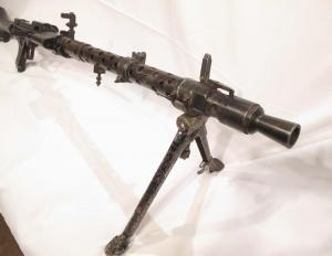 Реплика MG-34 из РПД