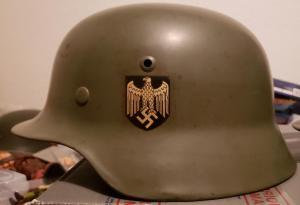Сомнительный шлем на оригинальность