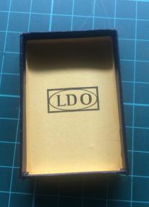 Домик LDO.
