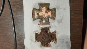 крест первого и второго класса