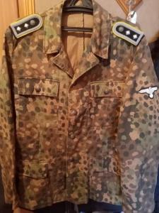 Камуфлированный костюм DOT 44 Waffen ЦЦ
