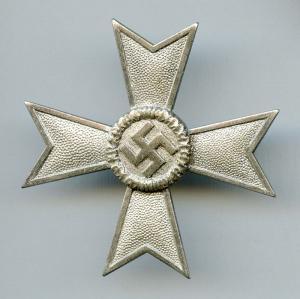 Крест за Военные Заслуги 1-го класса Deschler