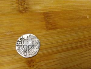 Монета серебро на определение