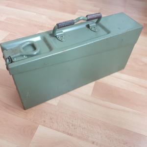 Ящик для патронов к пулемету MG