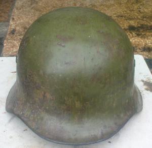 Каска венгерская м37