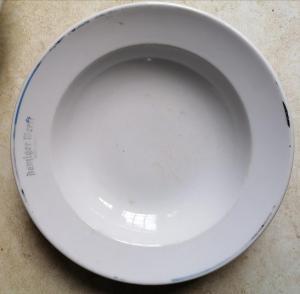 Тарелка под первое