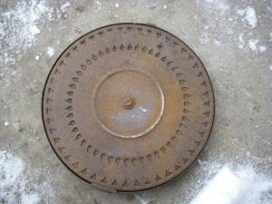 диск дп-27.