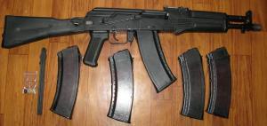 Пневматическая винтовка Юнкер 4