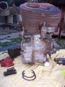 Двигатель HD WLA 42