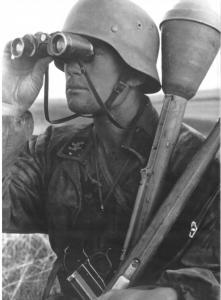 Фото военных с биноклями