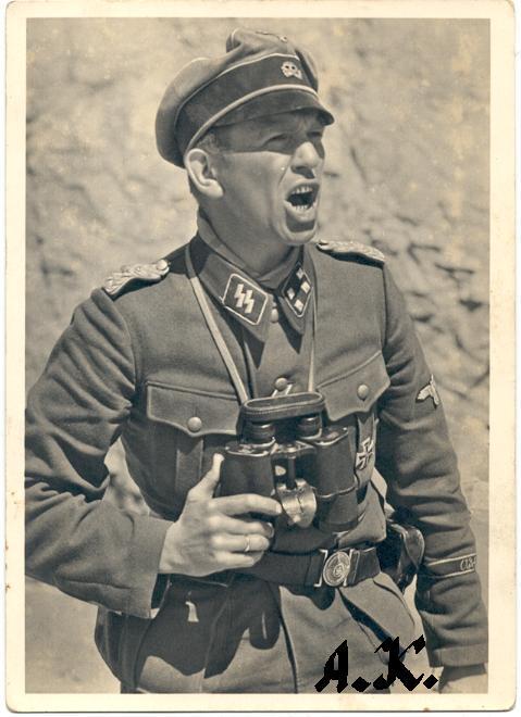 Немцы с биноклями картинки