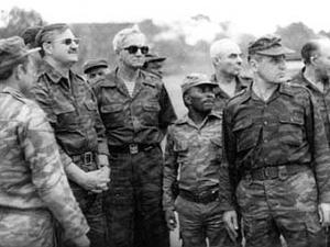 Форма военных советников 70/80-х. СССР.