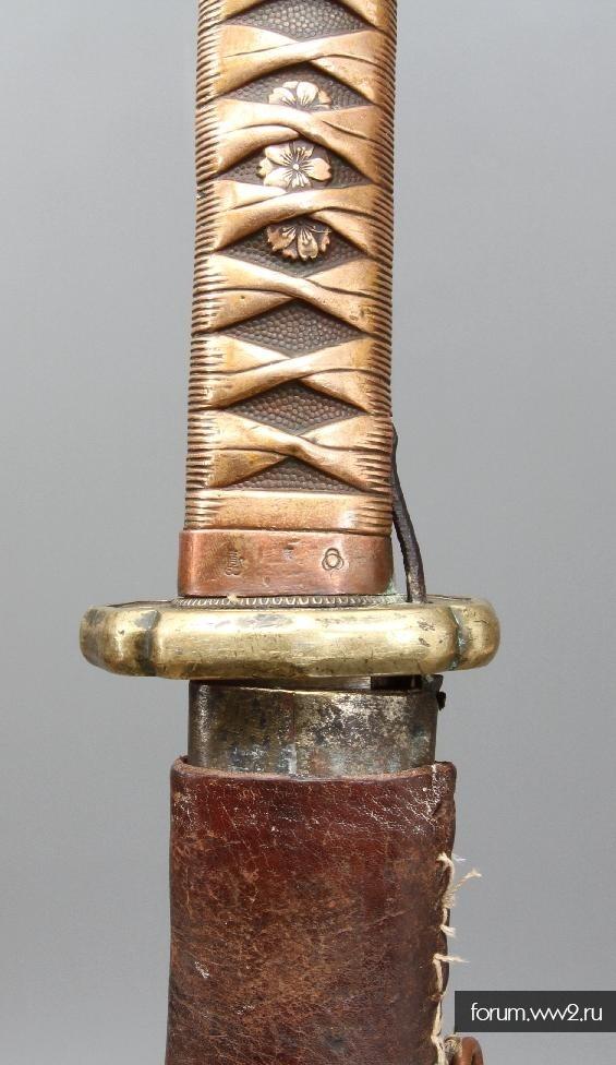Меч японский сержантский син-гунто обр. 1935 г.