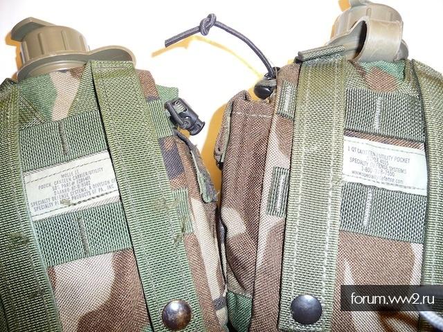Предметы обмундирования армии США 80-90х гг.