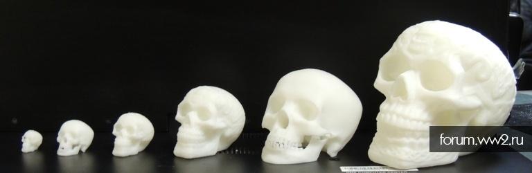 3D принтер в помощь реставратору