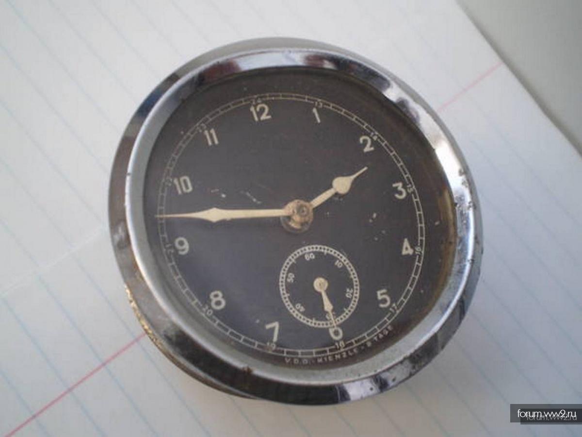 Часы VDO Kienzle 8 tage