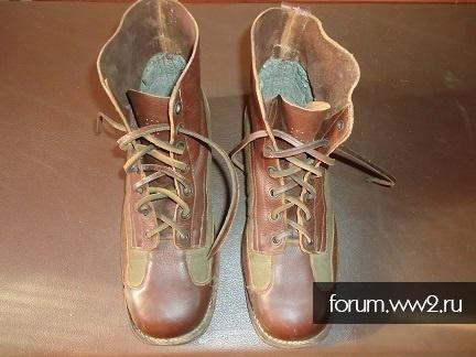 Ботинки Шведской армии
