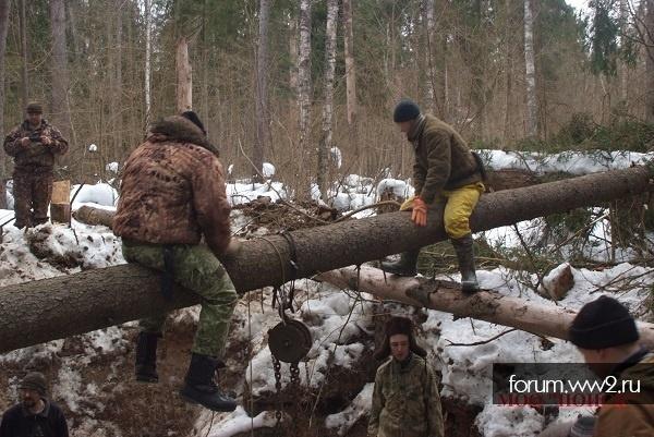 Найден МиГ-3 лейтенанта В.А. Киселева