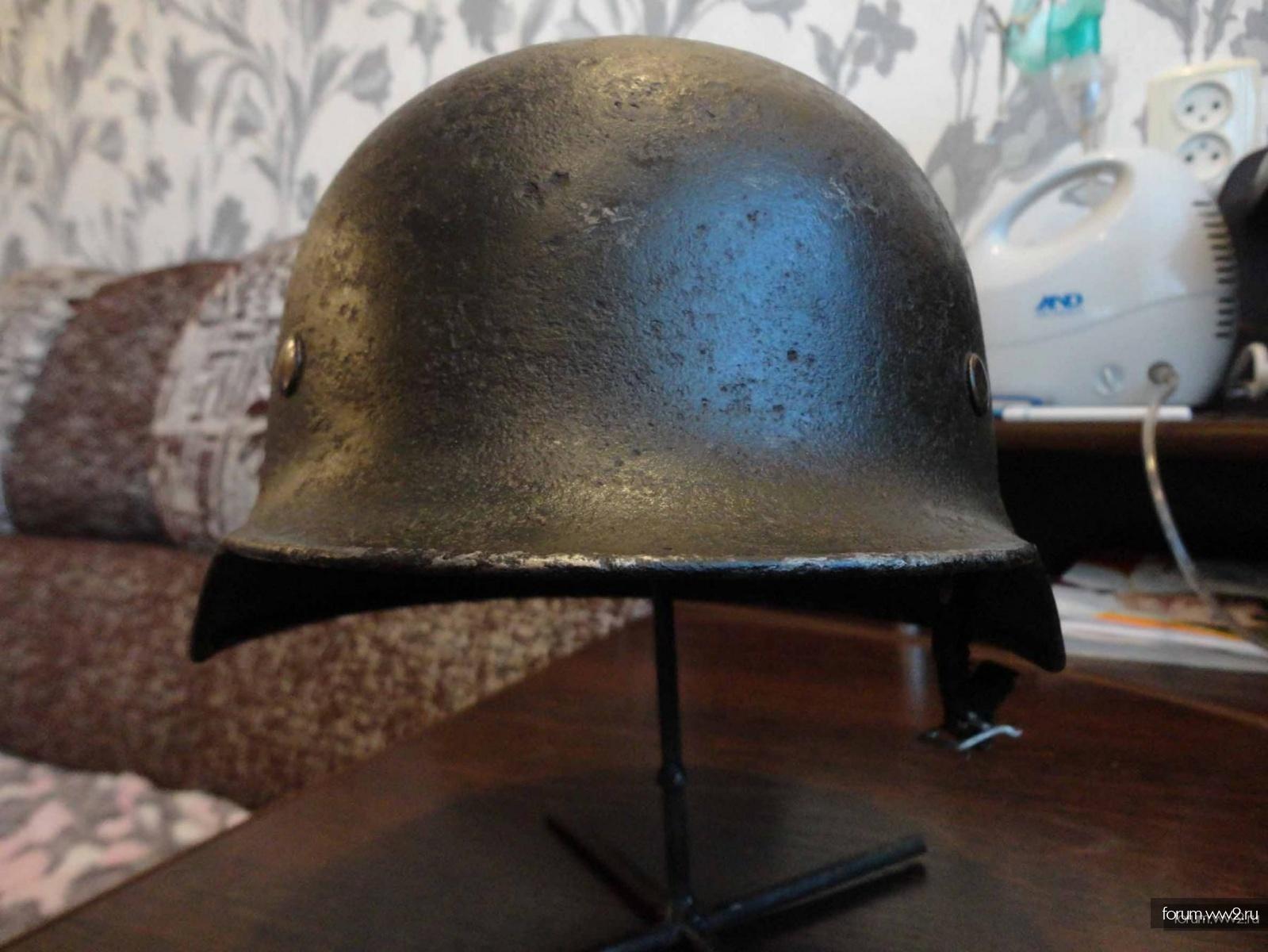 Шлем М40 с подшлемником