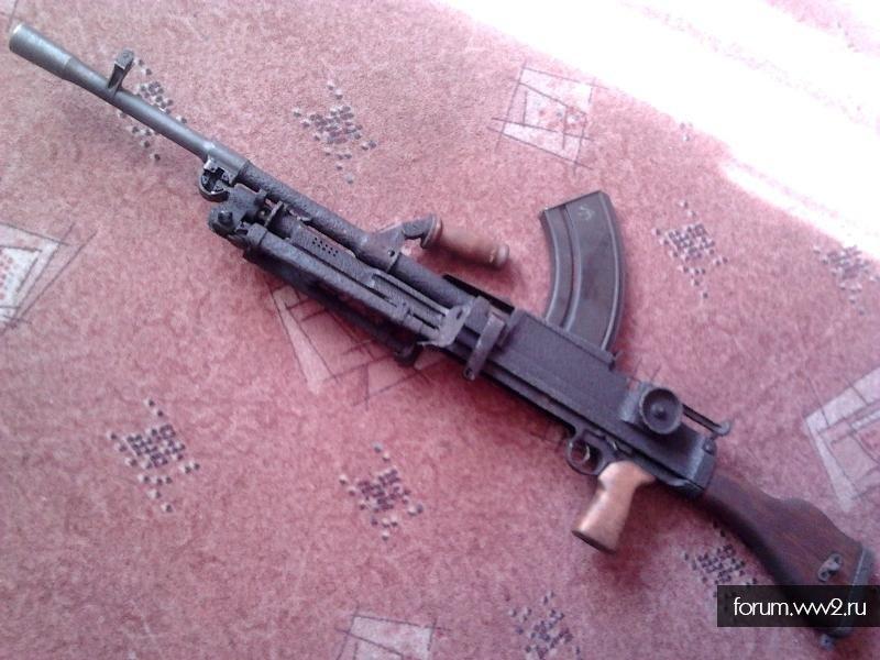 ММГ пулемет Брэн (Bren Mk.I)