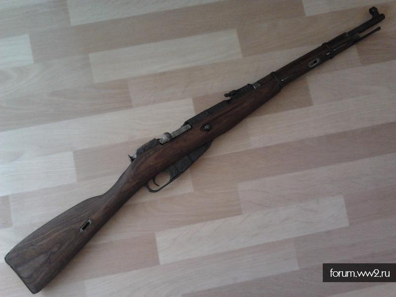 Карабин Мосина и  рама MAS-38
