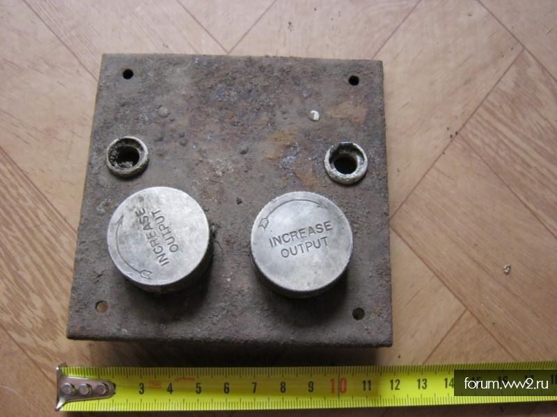 Часть радиостанции BC-213 (Лендлиз)