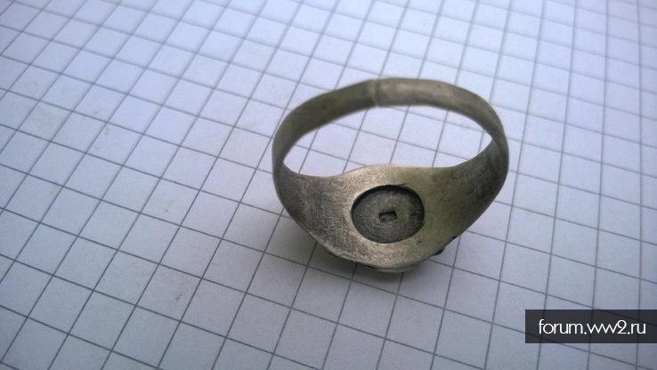 Кольцо на оригинальность
