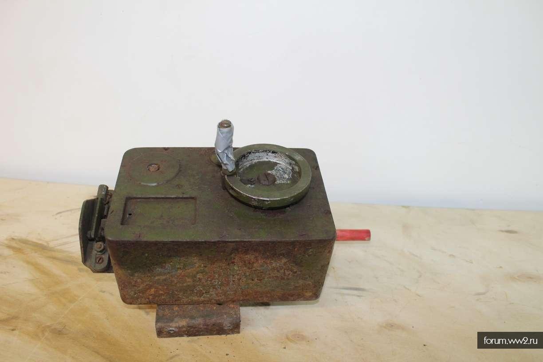 Пульт управления огнем БМ-13