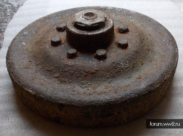 Катки sdkfz-254