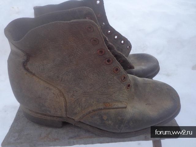 Ботинки (лендлиз)