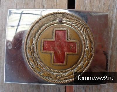 Пряжка красного креста