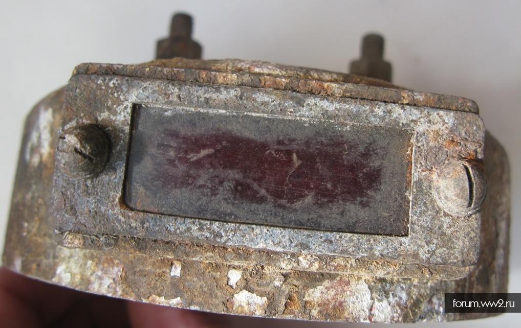корпус фонаря светомаскировочный  Notek
