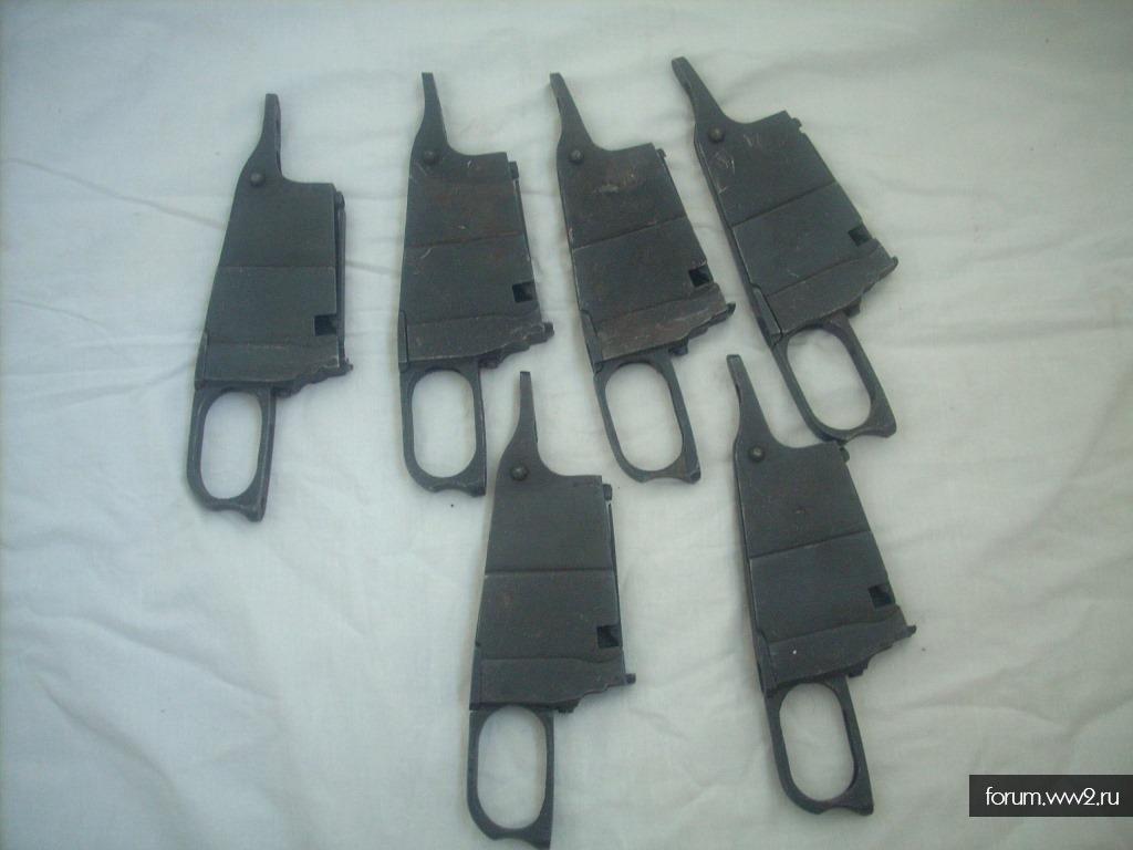 Магазинная коробка винтовки, карабина Мосина